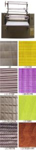 Automatic Accordion Cloth Textile Fabric Finishing Pleat Machinery pictures & photos