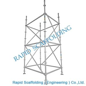 Tower Octagonlock Scaffolding Construction Steel System pictures & photos