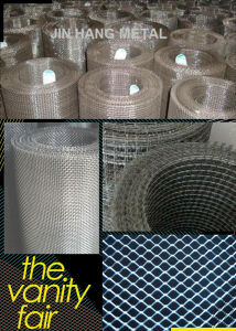 Stainless Steel Wirre Mesh in Construction