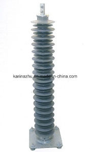 110kv High Voltage Polymer Surge Lightning Arrester pictures & photos