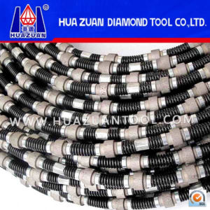 Good Quality Spring Diamond Wire Saw for Marble Cutting pictures & photos