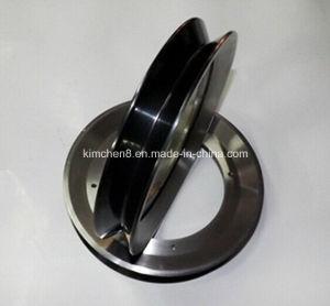 Ceramic Coating Aluminium Idler Pulley -3/Enamelling Machine Ceramic Coated Pulley pictures & photos