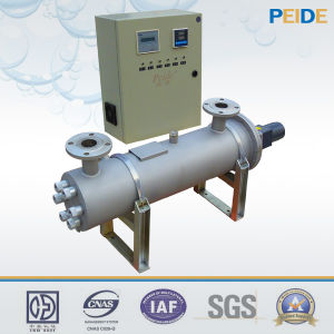 UV Sterilizer Kill Beneficial Bacteria Clear Water in Water Treatment pictures & photos