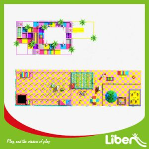 Kids Indoor Playhouse for Daycare Center pictures & photos