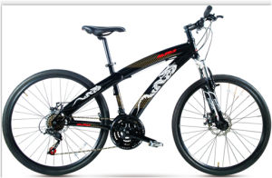Mountain Bicycles Aluminium Alloy Bike Frames