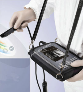 Handheld Medical Equipment Ultrasonic Diagnosis Machine Veterinary Ultrasound Scanner pictures & photos