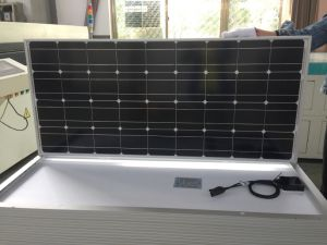 Grade a Solar Panel Factory pictures & photos