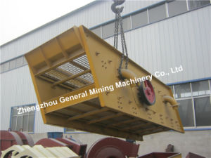 China Factory Cement Vibrating Screen Separator Machine High Quality pictures & photos