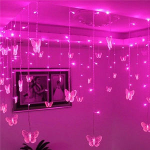 LED Christmas Curtain Fairy String Lights pictures & photos