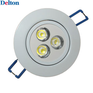 3W Flexible Customized LED Ceiling Lamp (DT-TH-3G) pictures & photos