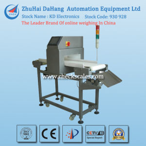 Stainless Steel Automatic Conveyor Belt Metal Detector Machine pictures & photos
