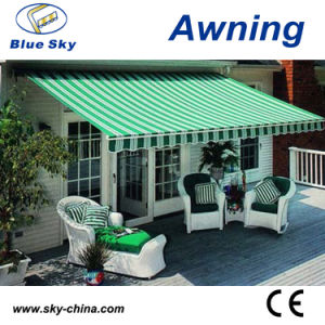 High Quality Retractable Polycarbonate Awnings B1200 pictures & photos