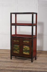 High-Quality Book Cabinet /Antique Furniture pictures & photos