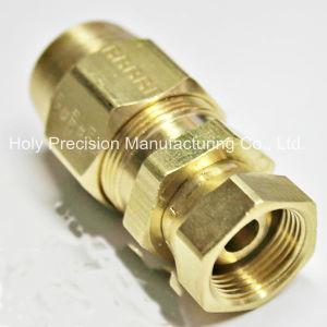 Brass CNC Machining Process Part pictures & photos