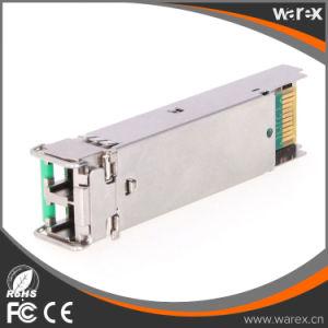 100M SFP Transceiver Module 1550nm 40km 100BASE-EX Compatible Duplex LC pictures & photos