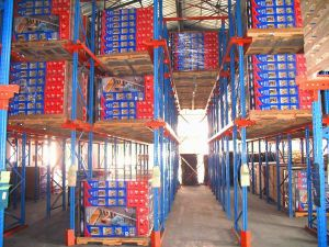 Metal Drive in Racking Heavy Duty Rack pictures & photos