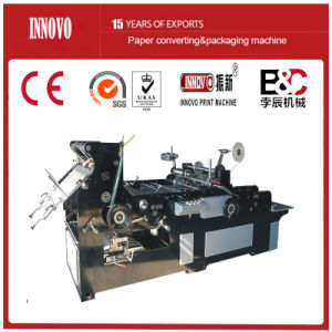 Automatic Envelope Making Machine with Tape Sticking (ZD-420) pictures & photos