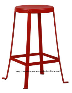 Replica Modern Coffee Leisure Metal Counter Bar Stools pictures & photos