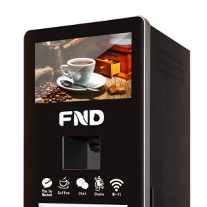 Powder Box Air Water Coffee Machine with 100L Hot Sales pictures & photos