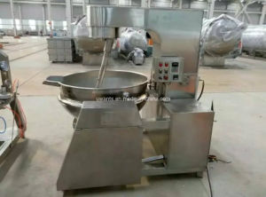 High Quality Automatic Jacketed Kettle pictures & photos