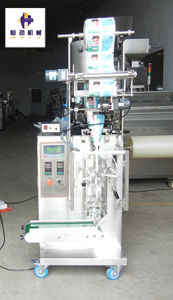 Automatuc Liquid Oil Pouch Packing Machine