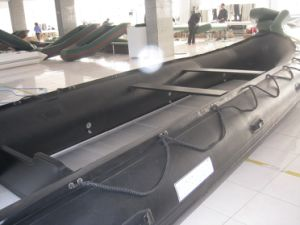Cheap PVC Inflatable Fishing Boat, Motor Boat, Rescue Boat pictures & photos
