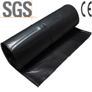 Perforated Plastic Black Agriculture Mulch Film with Punch Hole pictures & photos