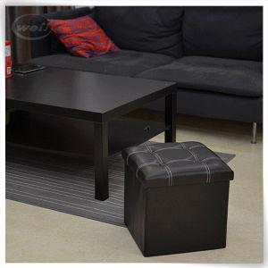 Office Storage Display Footstool Ottoman