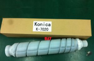 Compatiable Black Toner Kit K-7020 for Use in Konica Minolta K-7020/7025/7030 pictures & photos