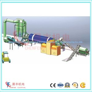 Animal Feed Processing Machinery in Drying Process pictures & photos