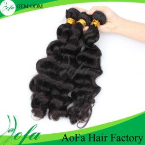 Manufactor Wholesale Grade 7A Virgin Hair Brazilian Human Hair pictures & photos