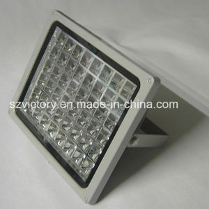 Newest Retrofit Individual 50W LED Flood Light Projector for Gym and Basketball Field pictures & photos