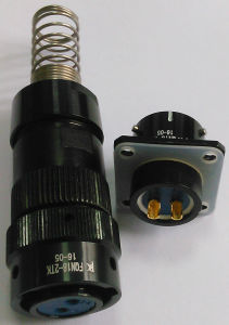 Water Tight Fqn18 Series IP67 Protection Connectors pictures & photos