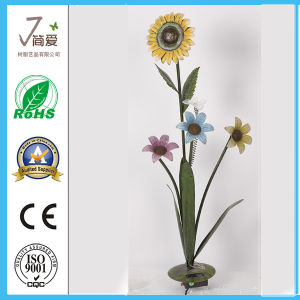 Handmade Garden&Outdoor Decoration Metal Solarlight pictures & photos
