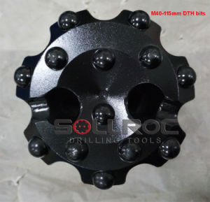 M40-127mm DTH Button Bit for M40 Hammer pictures & photos