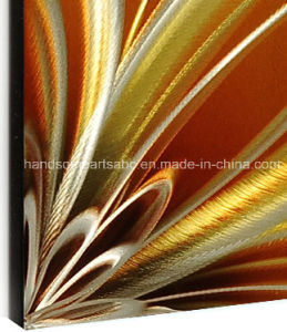 European Abstract 3D Metal Wall Painting for Decor (CHB80802) pictures & photos
