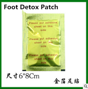 Wood Vinegar Detox Foot Pads in Bulk