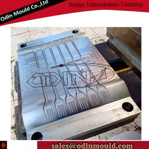 16 Cavity Foldable Spoon Injection Mold pictures & photos