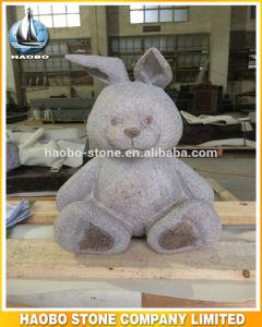Granite Cartoon Rabbit Carving Wholesale pictures & photos