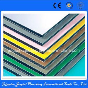 Aluminium-Plastic Panel for Building Decoration Material pictures & photos