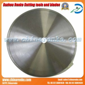 Stainless Steel Saw Blade for Paper Cutting Machine pictures & photos
