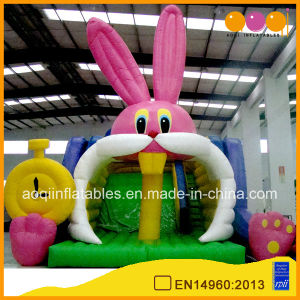 Inflatable Rabbit Slide Park for Sale (aq1122) pictures & photos