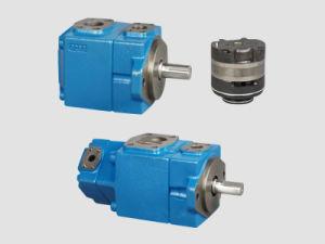 Double Vane Pump Pvl12/25 Hydraulic Oil Pump pictures & photos