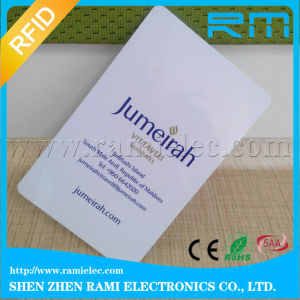 Dual Frequency RFID Card, UHF/ 13.56MHz NFC Chip Card pictures & photos