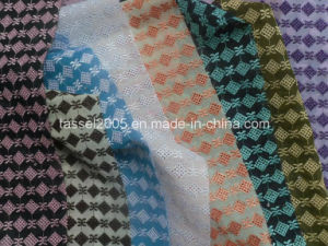 African/Africa Polished Cotton Baby Lace with Sequins Design. pictures & photos