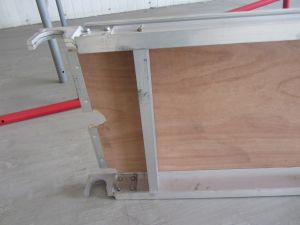 Aluminum Board with Plywood Alum-Plywood Deck pictures & photos