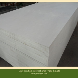 5mm18mm Bleach Poplar Plywood Furniture Plywoods pictures & photos