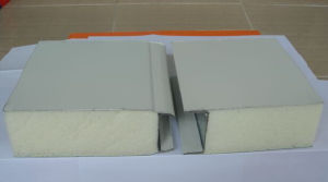 Cold Storage Room PU Polyurethane Panel for Wall & Ceiling pictures & photos