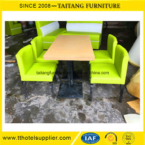 Wholesale Modern Fashion Fast Food Table pictures & photos