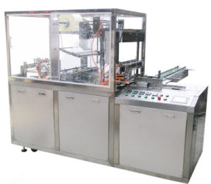 Model 2000 Adjustable Cellophane Tri-Dimensional Overwrapping Machine (with adhesive tear tape) pictures & photos